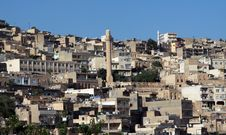 Free The Houses Of Mardin. Royalty Free Stock Photo - 21268035