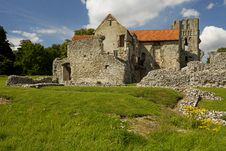 Free Castle Acre Royalty Free Stock Photos - 21268118