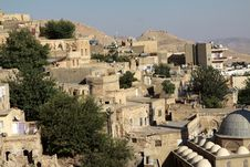 Free A View Of Mardin. Royalty Free Stock Photo - 21268175