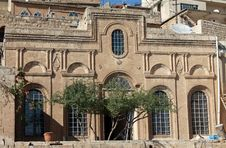 The Historical Mardin House Stock Image