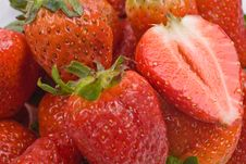 Free Strawberries Stock Image - 21269511