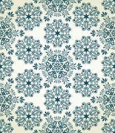 Christmas Pattern Royalty Free Stock Image