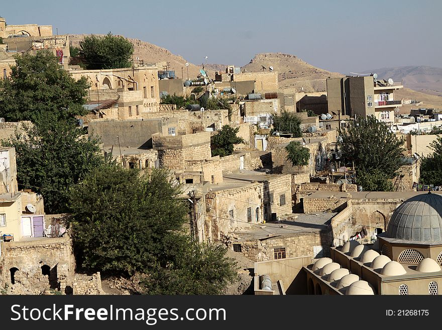 A view of Mardin.