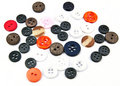 Free Assorted Colorful Buttons Stock Photo - 21271620