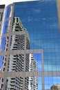 Free A Building Reflecting The Buildings Royalty Free Stock Photography - 21272487
