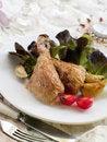 Free Chicken Legs Stock Photos - 21272703