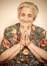 Free Elder Woman Stock Images - 21272784