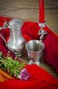 Free Tin Dishes Stock Photos - 21273523