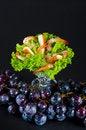 Free Shrimp Salad Stock Photography - 21273752