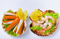 Free Shrimp Salad Stock Images - 21274044