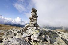 Free Stones Balancing Stock Photos - 21270083