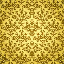 Free Seamless Pattern Royalty Free Stock Images - 21270209