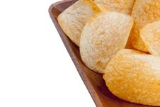 Free Potato Chips Stock Images - 21270614