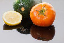 Free Salad Vegetables Stock Image - 21270791
