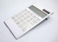 Free Calculator Royalty Free Stock Photos - 21271108