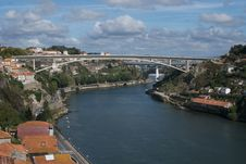 Free Porto Landscape Royalty Free Stock Photos - 21271368