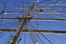 Free Mast Royalty Free Stock Photo - 21271915