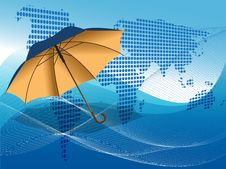 Free Umbrella Royalty Free Stock Photos - 21272478