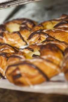 Free Danish Pastry Royalty Free Stock Photos - 21273378