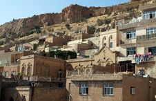 Free The Houses Of Mardin. Stock Photography - 21274062