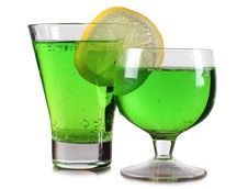 Free Two Cocktail Stock Photo - 21274290