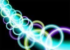 Free Neon Circles Royalty Free Stock Image - 21274546