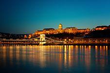 Free Budapest Skyline Royalty Free Stock Photography - 21277827