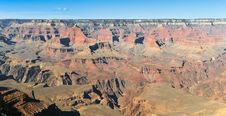 Free Beautiful Landscape Of Grand Canyon Panorama Royalty Free Stock Photography - 21278137