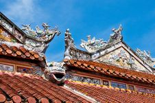 Free Temple Detail Stock Images - 21278144