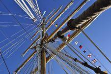 Free Mast Stock Photography - 21279062