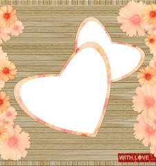 Free Love Card Royalty Free Stock Photos - 21279848