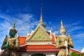 Free Giant In Wat Thai Royalty Free Stock Image - 21286846