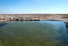 Atacama Desert Royalty Free Stock Photography