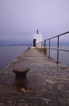 Free Nairn Pier, Highlands, Scotland Stock Photos - 21280743