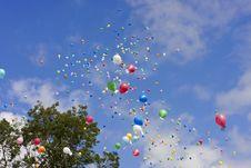Free Balloon Race Stock Photo - 21281040