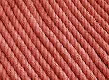 Free Background Texture Red Stucture Rope Stock Photos - 21281583