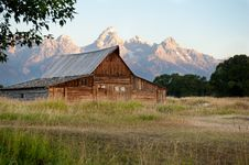 Free Grand Tetons National Park Royalty Free Stock Images - 21283899