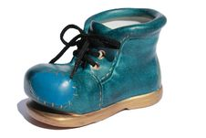 Free Souvenir Boot Stock Image - 21285241
