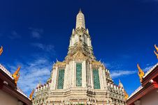 Free Stupa In Wat Thai Stock Images - 21286864