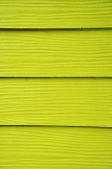 Free Yellow Wood Wall Stock Photography - 21288352