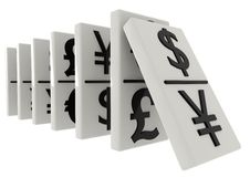 Free Domino Currency Stock Image - 21288741