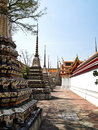 Free Ancient Pagoda At Wat Pho, Bangkok, Thailand Stock Photography - 21295332