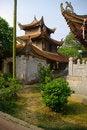 Free Building In The Pagoda Chua Bu T Pha P Stock Photos - 21299693