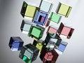 Free Motley Glass Stock Photos - 21299843