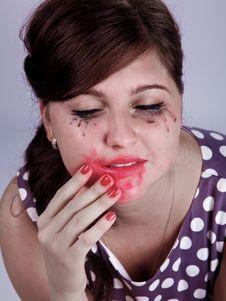 Free Sad Girl Stock Photos - 21290993