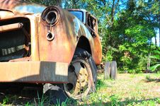 Free Old Truck Stock Images - 21291064