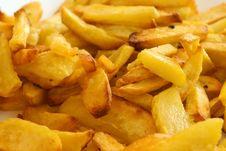 Free Pommes Frites Stock Images - 21291564