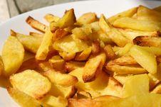 Free Pommes Frites Stock Images - 21291584