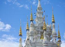 Free Art Of Thai Temple Stock Photo - 21291980