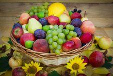 Free Fresh Fruit Royalty Free Stock Photos - 21292018